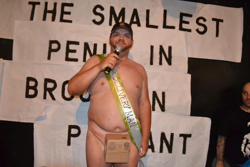 a férfiak legkisebb pénise
