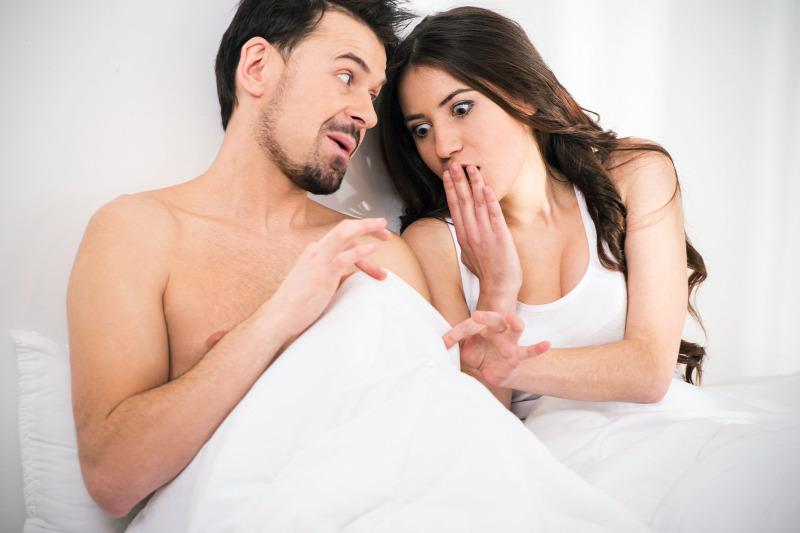 az erekcióról szeplő a péniszen