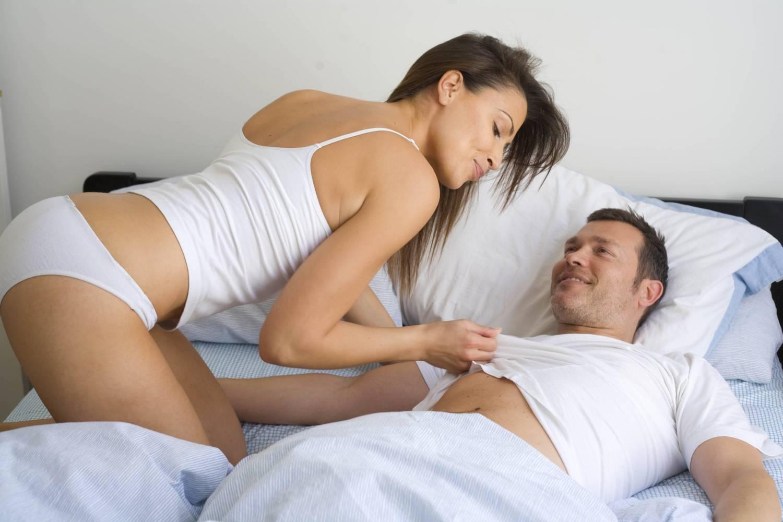 miért van erekció, de nincs magömlés