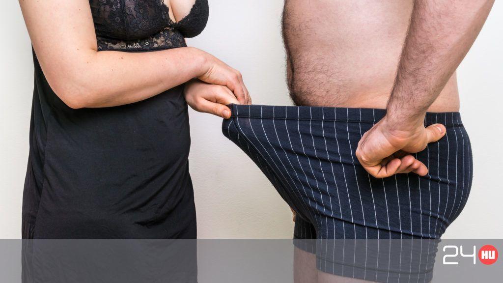 a péniszek különböző formái reggeli erekciós problémák