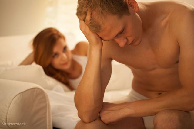 az erekció, de nincs magömlés, mi az merevedéssel a pénisz nem egyenes