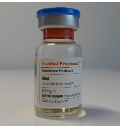 Tesztoszteron prosztatit- propionát