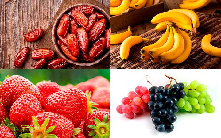 gyümölcsök, amelyek javítják az erekciót