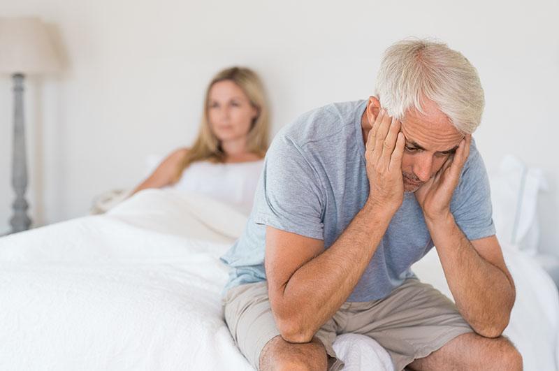 az idegek miatt rossz merevedés önhipnózis a péniszen
